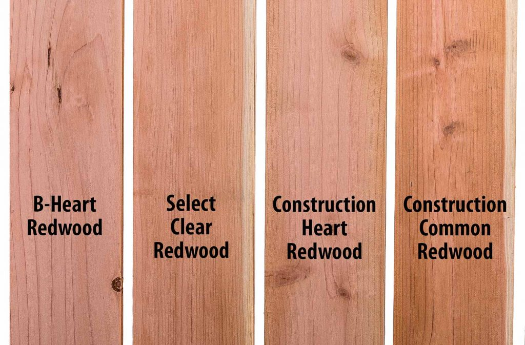 Dimensional redwood lumber siding decking more for Redwood siding cost