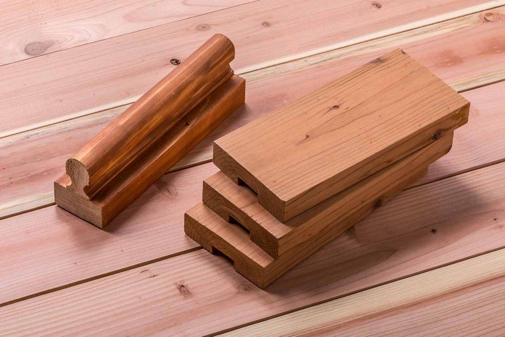Dimensional Redwood Lumber in Multiple Grades - Redwood Northwest