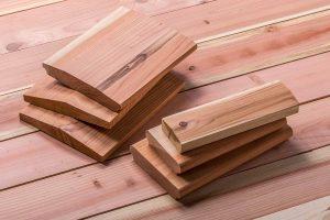 Redwood Hand Rail Options