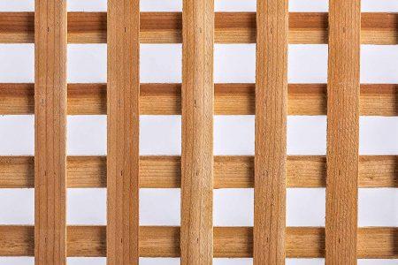 Redwood Lattice - Square