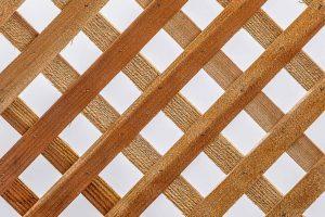 Redwood Lattice - Diagonal