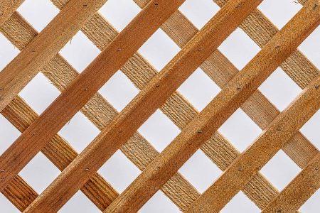Premium grade redwood for high quality fencing redwood for Av diagonal 434