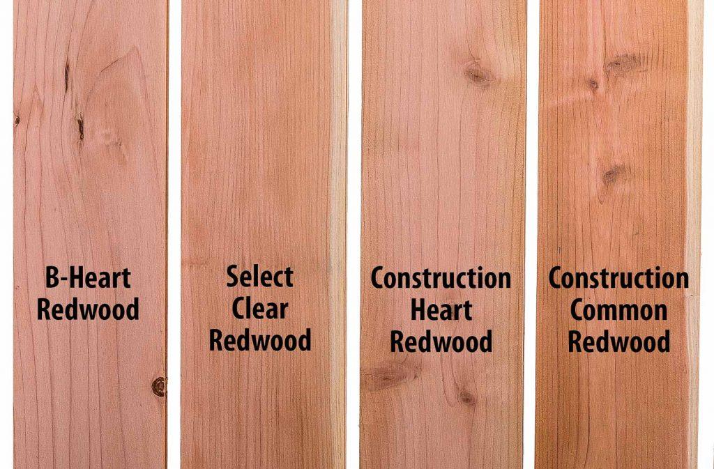 Dimensional Redwood Lumber Siding Decking Amp More